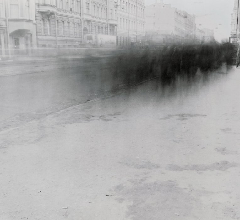 City of Shadows by Alexi Titarenko