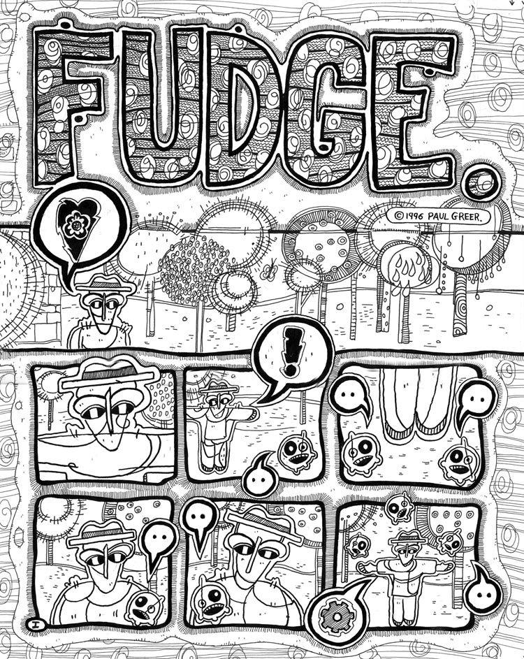Fudge Page 1