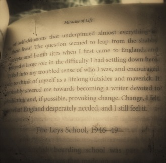 """""""IN SHORT, DID THE ENGLISH PAY THE FEARFUL PRICE FOR THE SYSTEM…"""