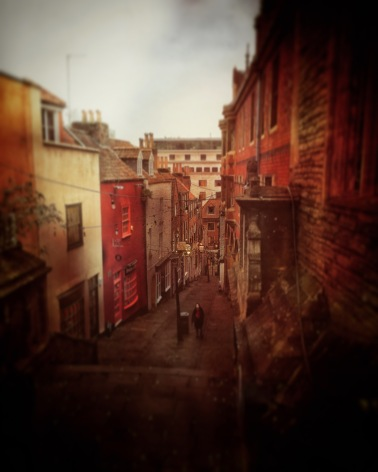Christmas Steps, Bristol.