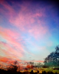 Sunset Bristol